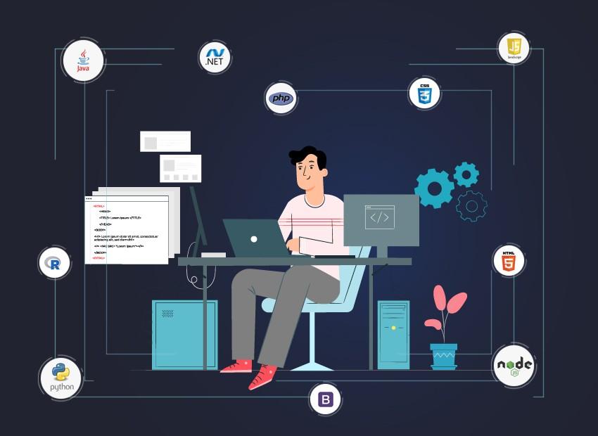 IoT Web Application Development