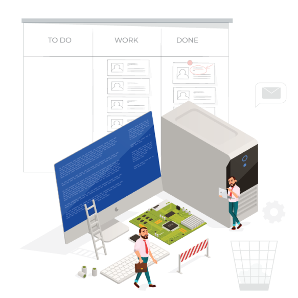 Work Process Page