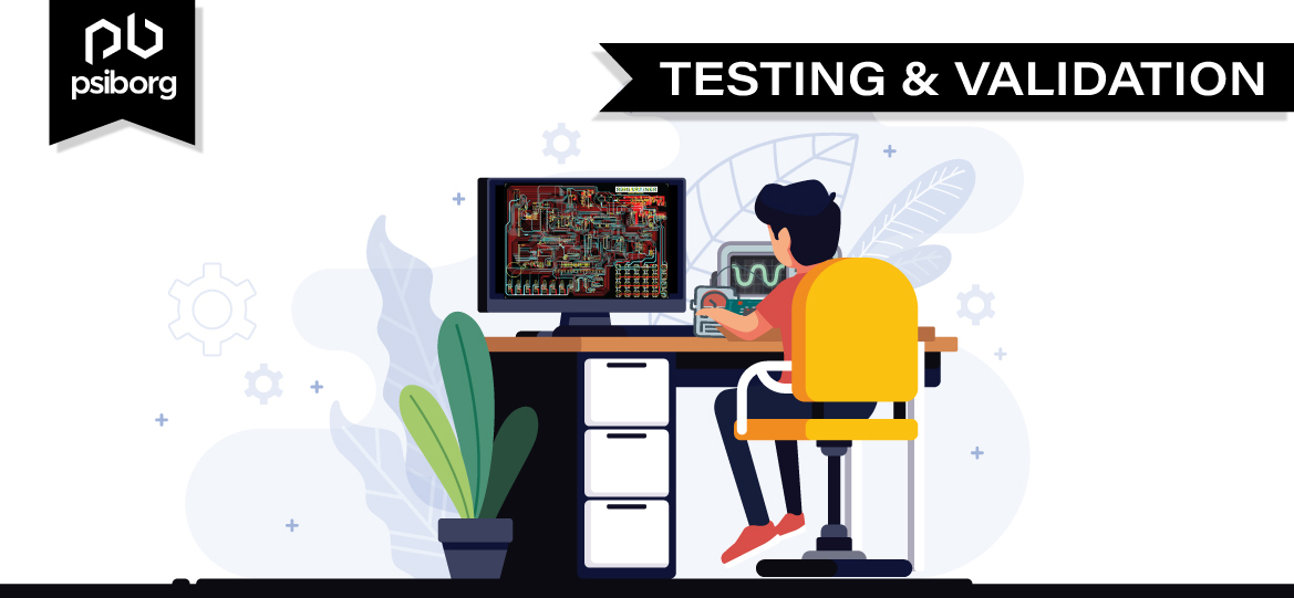 PCB Designing and testing