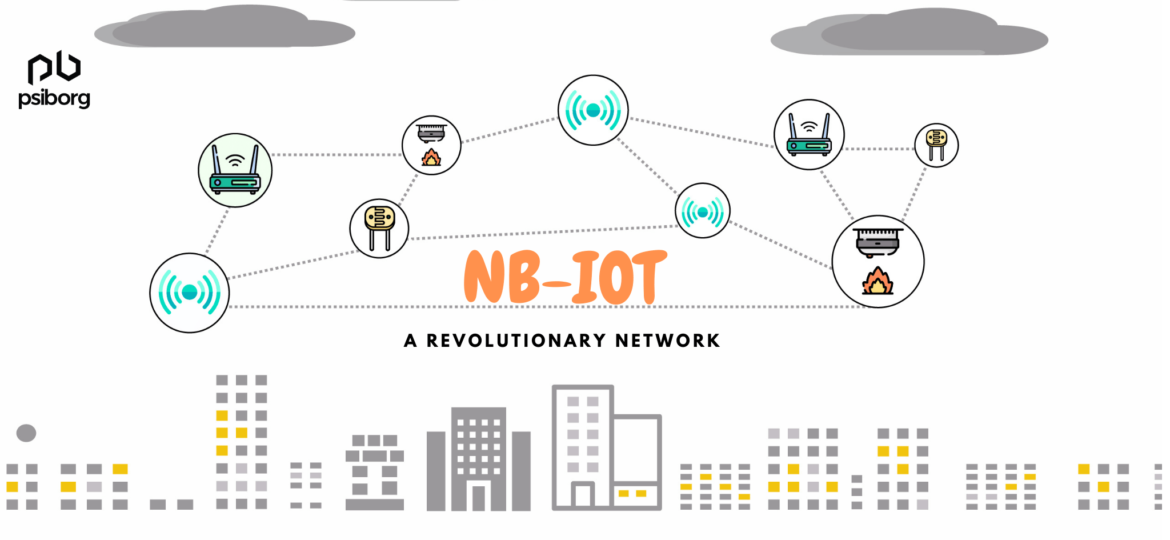 NBIoT - Narrow band internet of things
