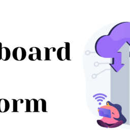 IoT dashboard and IoT platform