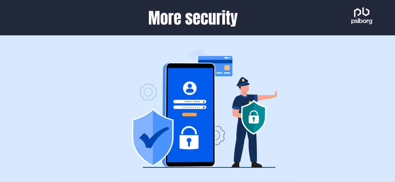 benefits of iot mobile app development