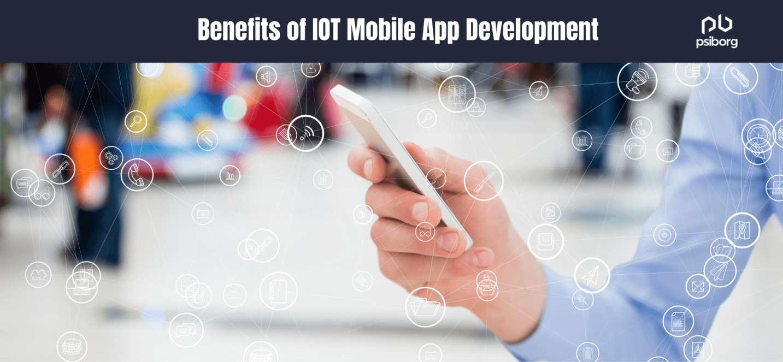 IOT mobile app development