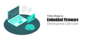 Embedded Firmware Development process